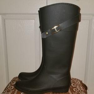 Tommy Hilfiger Coreen rain boots size 7